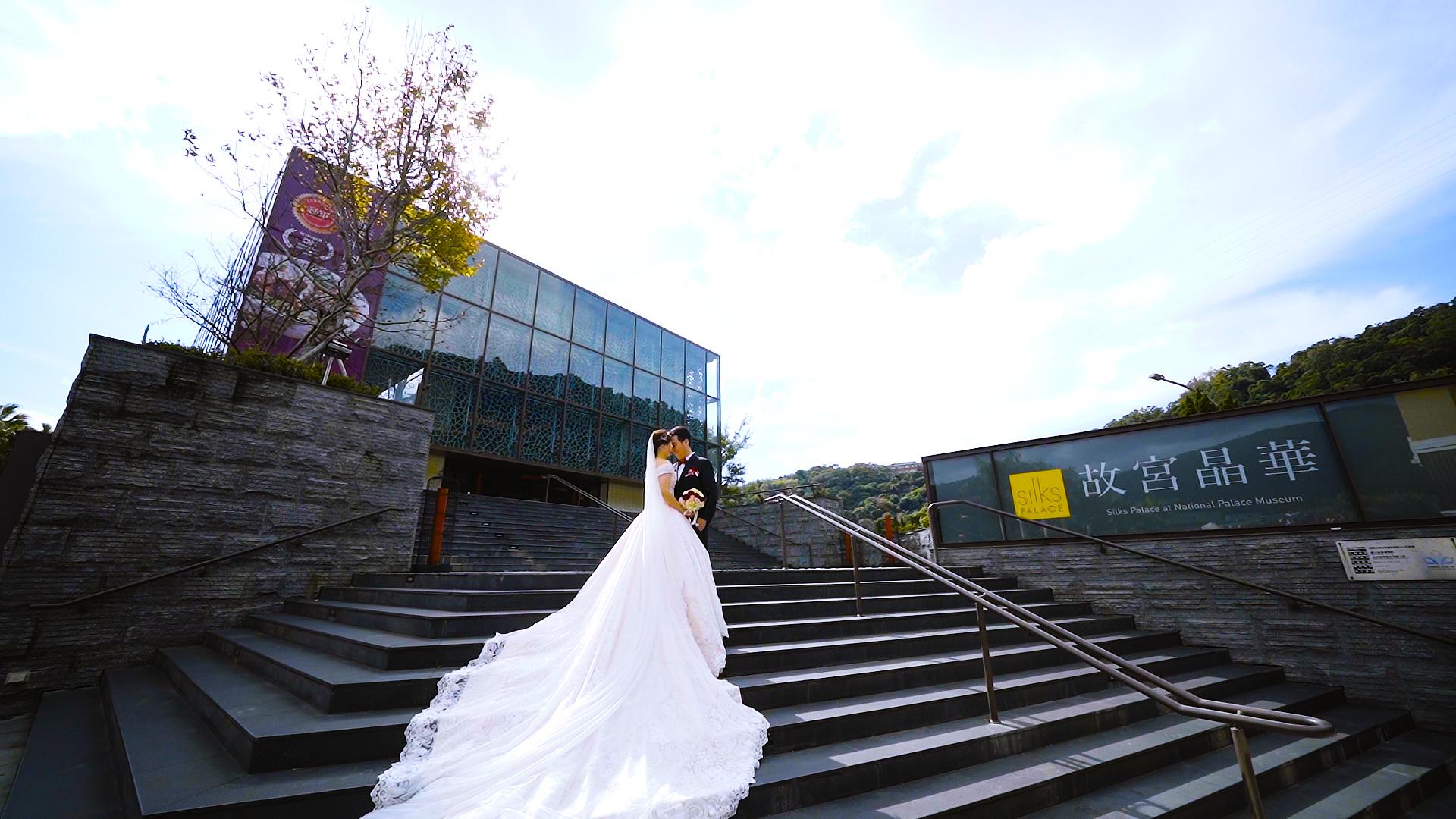 Bing & Hannah Wedding Mv 故宮晶華.00_03_36_16.Still001